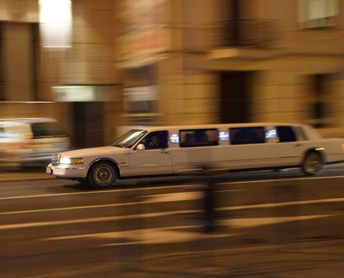 Limousine Car Rental in Denver CO