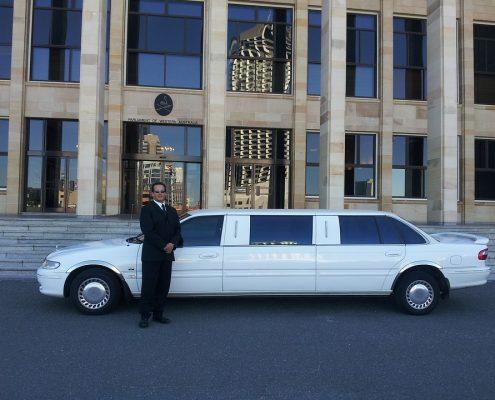 airport limousine Denver